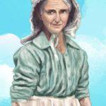 Margarida Occhiena, mãe de Dom Bosco, conhecida como Mãe Margarida