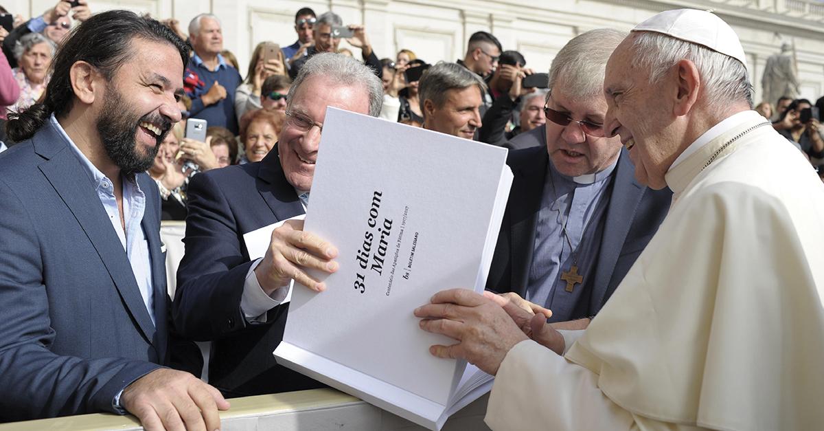 Fotografia: Photo Vatican
