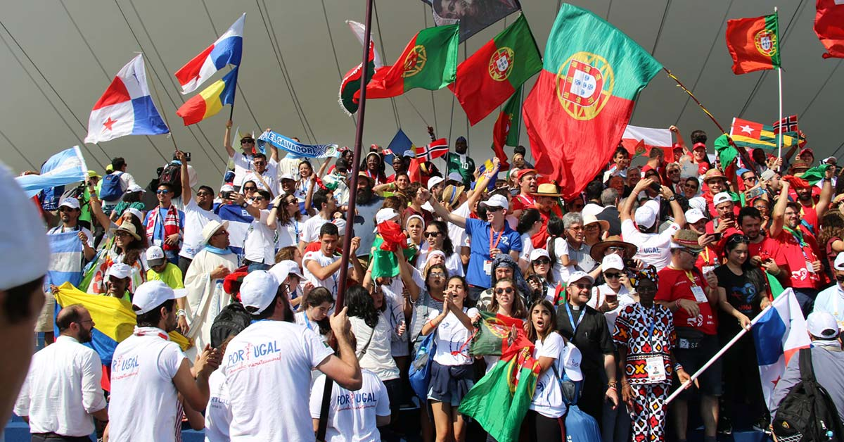 Jornada Mundial da Juventude 2023 Rise Up