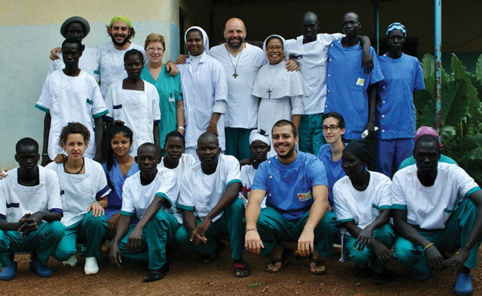 John Lee Memorial Hospital de Tonj, Sudão