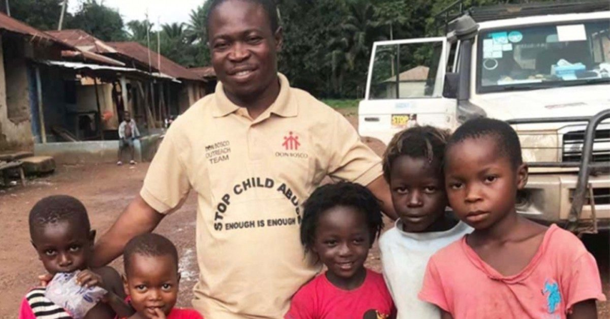 Salesianos Serra Leoa