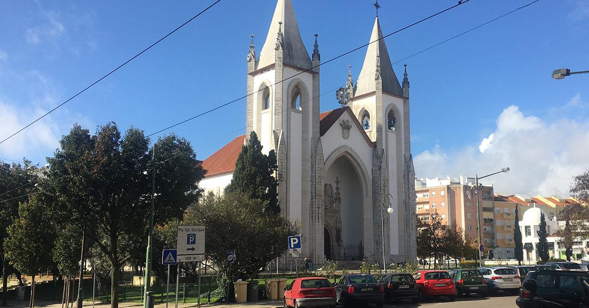Igreja Santo Condestável Lisboa