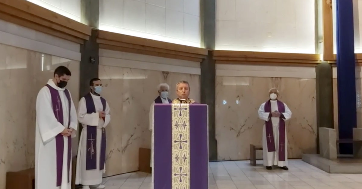 Igreja de São João Bosco Mirandela